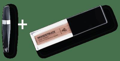 Mascara MOODSTRUCK EPIC twisted + Ombre à paupières liquide MOODSTRUCK - Reverent