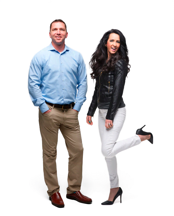 Derek & Melanie - Younique Founders